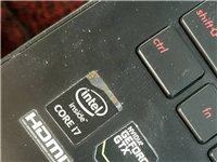华硕ZX50J,英特尔i7处理器,500G硬盘,独立显卡,带光驱  正版Windows系统 9成新 ...