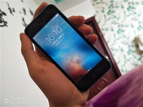 iphone 5c  9成新 联通4G移动电信3G 备用机首选