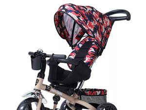 转让:小虎子儿童三轮车,只使用了一次,非常新,需要的可以和我联系,质量很不错