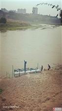 坨江河的水变成自来水