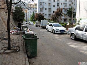 西秀岭小区物业管理混乱,环境脏乱差!