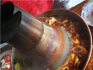 咸阳最好吃的酸菜铜锅涮羊肉