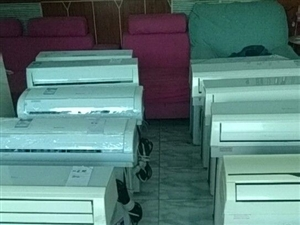 出售各种二手空调,格力美的,柜机挂机,定频变频