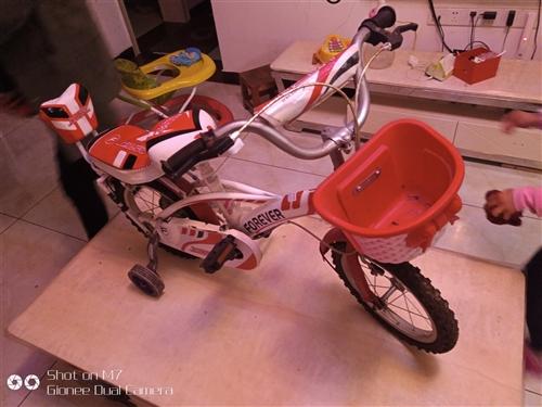 永久牌幼儿自行车,买成200,卖80元,八成新,城内自提。