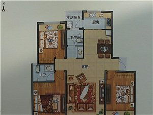 森林上郡3室2厅2卫45万元