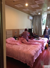 忠县百老汇养老公寓试营业了