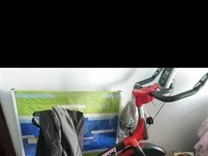 动感单车 9成新 运动减肥 单车比较重 质量很好