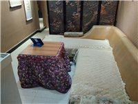 二手沙发。800元。可小刀。