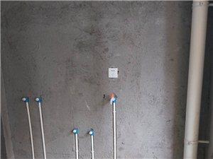 承接家裝工裝水電暖改造