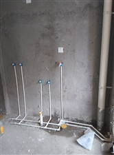 承接家装工装水电暖改造