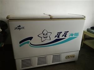 星星冷柜长期在家闲着,想出售,希望有意者联系,地址绛县五四一电厂生活区。