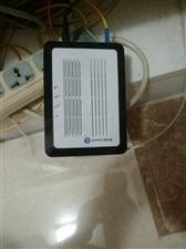 吉安视通宽带转让,50兆光纤,还有20个月网费,送光猫,路由器。