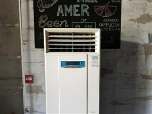 三菱重工,5P空调便宜出售,9成新一共两台,自提,不包安装