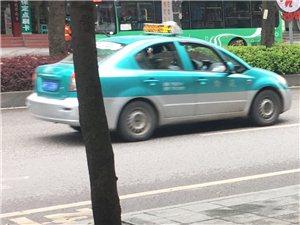 黔江在职出租车整车出售