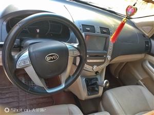 2013年10月份上牌的比亚迪s6,车很大气舒服,需要的联系。车在敦煌,非诚勿扰!