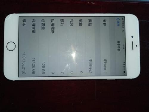 出售:一款九成新iphone 6 pius 价格2500