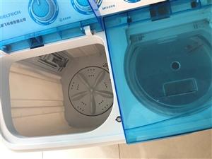 出售小型双杠洗衣机一台 ,适合陪读宿舍,阁楼用,可以洗被,另有十字绣出售18843852828