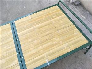 全新折叠床七张,有意者请电话联系,电话:18613708837