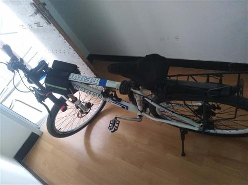 出售二手永久牌山地自行车,26寸24速......(微信595264513)原价1800   元,参...