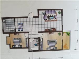 天鹅湖小区2室2厅1卫42万元