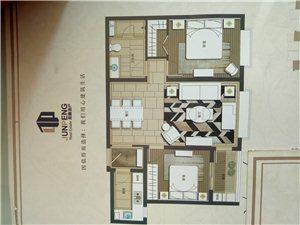 君御和府2室2厅1卫48.07万元