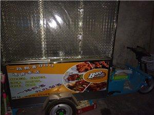 一路飘香美食车加各种配料和技术