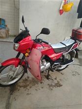 本人有一辆九成新豪爵125摩托车出售,有意者请联系18991020657