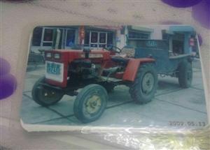 本人有拖拉机一辆,车况良好,无改装,外加升降巴,犁铧,现欲出售,有意者来电咨询13830711429...