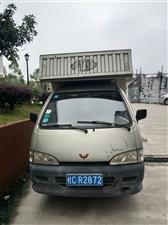 五菱厢式小货车