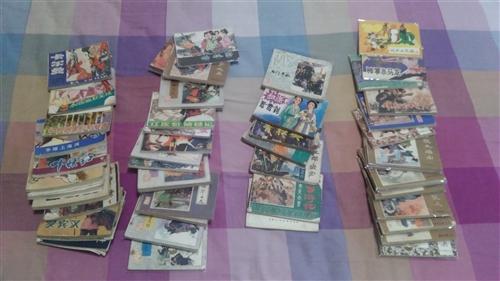 80年代小人書,200多本,品相好,價格低。