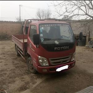 货车轻卡3.8米车