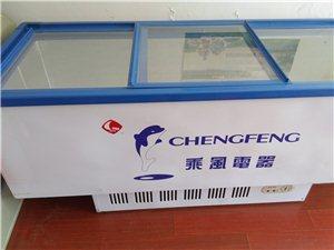 低价出售冷冻冷藏柜,三推门,2米长,18263016608微信同步