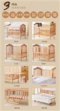 婴儿床,买回来用过三天,现在二手处理了。