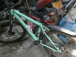 自行车 21速26寸 碟刹