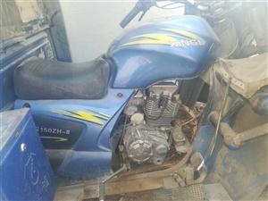 转让新鸽三轮摩托车。年前刚换的宗申150崭新的发动机,跑了不到一千公里。换车了用不到了。车厢2.2米...