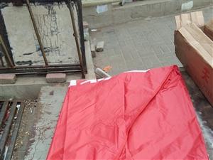 出售帐篷  天能电池厂家帐篷,自己天能代理,低价出售,尺寸3*3米,价钱240元一个,多要可优惠些,...