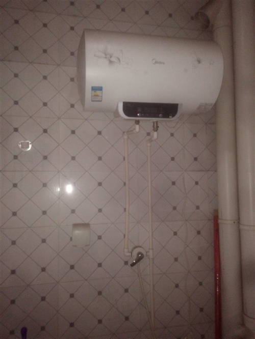 美的热水器处理