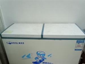 因门市转让出售星星牌冰柜2个价格面议