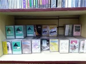 1折!1折!!全部1折起!!! 银河艺校整理库存,现有一批全新CD、磁带半价出售包括:各类乐器、声...