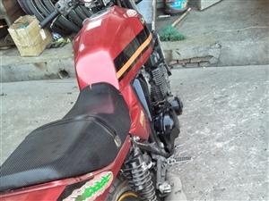 出售进口ZRX400摩托车