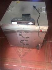 ??????出售手工水果茶机器一套(机器16层赠送托盘。切片的是不锈钢的 封口机图5)99成新??适...