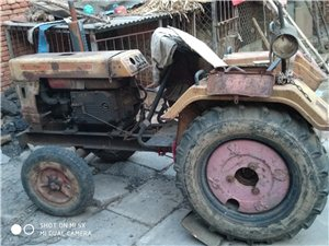 破拖拉机一辆 用不着了出售