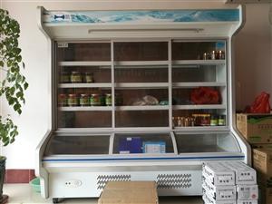 八成新点菜柜,我用处不大,低价转让。
