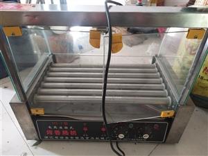 出售台式烤肠机一个,价格面议。