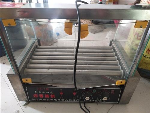出售臺式烤腸機一個,價格面議。