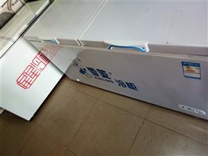 600升速冻大冰柜,八九成新,有保修卡!