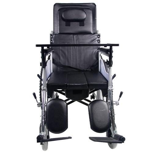 新轮椅  买了用了几天  能半躺  买的500  卖价300