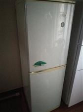 旧房翻新,处理冰箱等