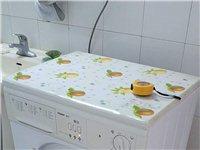 洗衣机 海尔全自动滚筒洗衣机 500元 已经出售。