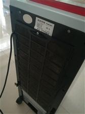 奥克斯冷暖空调扇一台,家用,带遥控,八成新